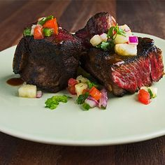 Grill pineapple-chipotle short ribs in under an hour with this recipe.