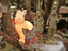 うさぎ! | Country Cat BLOG Rabbit night light
