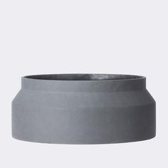 Pot - Dark Grey - Large