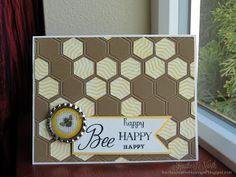 Creative Blessings: Bee Happy Happy Happy