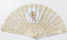 High Victoriana - Lace Fan.