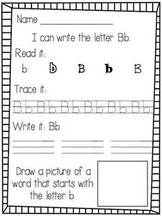 I know my alphabet! A great way to start your year! Great idea for intervention lab. Letter Activities, Literacy Activities, Letter Games, Literacy Stations, Kindergarten Literacy, Preschool Learning, Reggio, Montessori, Alphabet Phonics