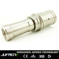Specification: UFS atomizer feature: Rebuildable and stainless steel