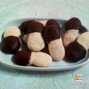 Língua de gato Cookies, Stuffed Mushrooms, Fruit, Vegetables, Algarve, Portugal, Food, Crispy Cookies, Cracker Candy