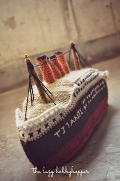 Crochet Titanic