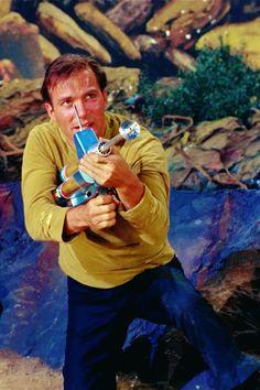 Star Trek - Kirk - Where no man as gone before