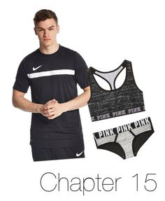 """""""Chapter 15"""" by caniffs-queens on Polyvore featuring NIKE, Victoria's Secret, women's clothing, women's fashion, women, female, woman, misses and juniors"""
