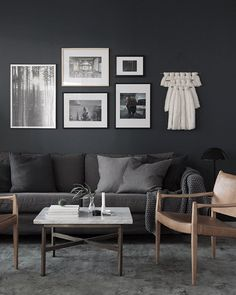 20 Unexpected Ways To Hang Pictures On Your Wall   Stylists, Third And  Interiors
