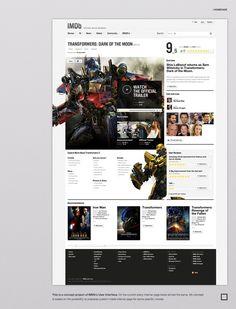 Web design inspiration | #630 #webdesign #design #designer #inspiration #user #interface #ui