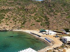 Broulidia beach, Sifnos Island, Greece