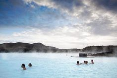 Layovers are usually pretty rank. But not if you're in Iceland, where the magical Blue Lagoon geothermal spa is worth a trip outside the airport.