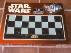 Ajedrez 3 D STAR WARS - La guerra de las galaxias. Lucasfilm Ltd.
