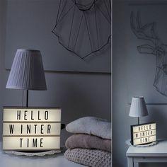 Radbag Kino-Leuchte #cinema #lights #lightbox #christmasgift #giftideas #giftidea #christmas #xmas #weihnachtsgeschenk #geschenkidee #weihnachten #winter #interior