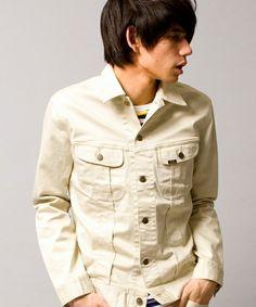 MT×LEE ∴ ST / STN Westerner / jacket
