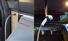 Duschanschluss und Dusche Der Multicamper Adventure » Neureuther Automobile - MultiCamper - T5/T6…
