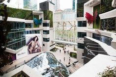 New Shanghai Art Mall Lends Cutting-Edge Cachet To Luxury Brands