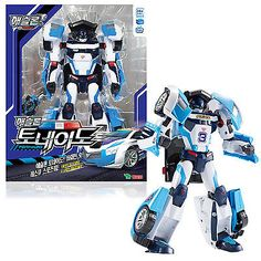 Tobot Athlon Tornado Transformer Transforming Rescue Robot Car Toy 2016 for sale online Baby Girl Toys, Toys For Girls, Robot Action Figures, Transformers Toys, Police Cars, Children, Kids, Animation Character, Robots