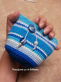 crochet wallet!!!