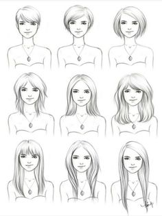 Great guide to letting your hair grow out. i think i really should grow my hair out past my shoulders but motivation is what im gonna need. i love my short hair so much