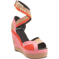 I seriously love these Pierre Hardy wedges.  So slimming and leg lengthening.  Perfect with spring shorts and summer skirts!