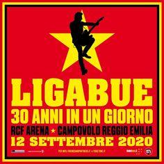 Ligabue – Campovolo 12 Settembre 2020 – Campania Tickets Reggio Emilia, Movie Posters, Movies, Garter, Films, Film, Movie, Movie Quotes, Film Movie
