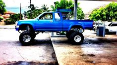 Lifted toyota cherry