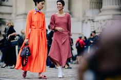 Caroline Issa   Yasmin Sewell | Paris via Le 21ème Caroline Issa, Ootd, Street Style, Paris Street, Ukraine, Catwalk, Cool Style, Style Inspiration, Shirt Dress