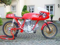 """LIENGME"" Ducati"