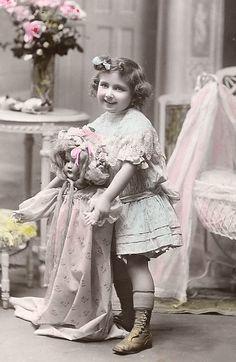 Children and Dolls