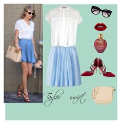 """""""Taylor swift look!"""" by cassidymalllen on Polyvore"""