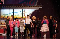 grease the musical | Grease The School Musical Finale-Wallasey School Cast -