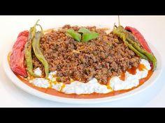 Ali Nazik Kebabı Tarifi / Kıymalı Ali Nazik Kebabı Nasıl Yapılır? - YouTube