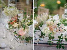 Romantic Outdoor Wedding Soirée