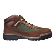 Timberland Men's Field Leather/Fabric Waterproof Boot   Jet.com