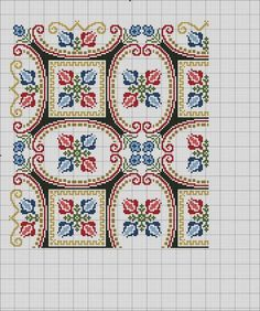Look at this wonderful photo - what an original theme Cross Stitch Pillow, Cross Stitch Rose, Cross Stitch Borders, Modern Cross Stitch, Cross Stitch Flowers, Cross Stitching, Cross Stitch Embroidery, Funny Cross Stitch Patterns, Cross Stitch Designs