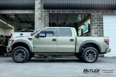 Ford Raptor with Black Rhino Warlord Wheels exclusively from Butler Tires and Wheels in Atlanta, GA - Image Number 10412 Raptor Truck, Ford F150 Raptor, Toys For Boys, Boy Toys, Gmc Canyon, Ford Trucks, Butler, Offroad, Ranger