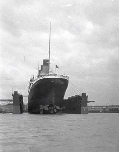 RMS Olympic 1935