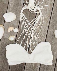 kahala crossover bikini #mikohswimwear