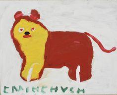 Emitte Hych, Outsider Art, Folk Art, Visionary Art Museum