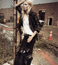 """""""On the road"""" - Natasha Poly by Lachlan Bailey"""