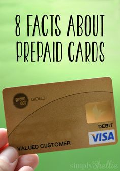 Green Dot Reloadable Prepaid Visa Card, part of the VisaClearPrepaid program, is a great way to help keep your travel budgets in line this summer. A prepaid card offers protection and can help you manage your money while traveling with family. Stop overspending now! AD