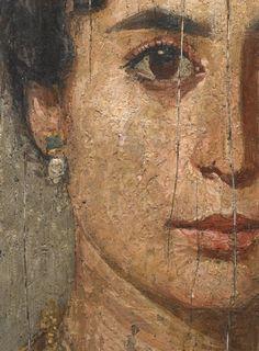 portrait en Egypte - 30 JC