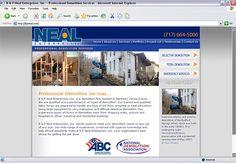 B & P NEAL ENTERPRISES, INC. Manheim, PA