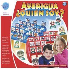 Juego ADIVINA PERSONAJE Precio 6,98€ en IguMagazine #juguetesbaratos