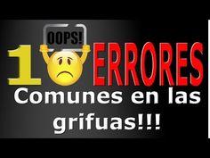 10 Errores comunes en las chicas rizadas / consejos y soluciones - YouTube