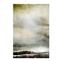Breathless Abstract Landscape, available at ballarddesigns.com