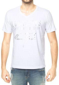 28ddbf5858 Camiseta Local Branca. AgoraBrazil