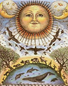 """Earth:  """"One #World."""" This original design reflects the sentiment in the wise words of Chief Seattle: """"What happens to the beasts will happen to man. All things are connected. If the great beasts are gone, men will surely die of a great loneliness of spirit.""""  ---Chief Seattle, 1884."""