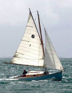 Pen-Hir is little bigger than the 19ft trailer-sailers that are so popular; so what do you gain by adding a few feet? From CB 303. Click here to subscribe. Pen-Hir, designed in 2009, is one of the latest in the series of little … Read More