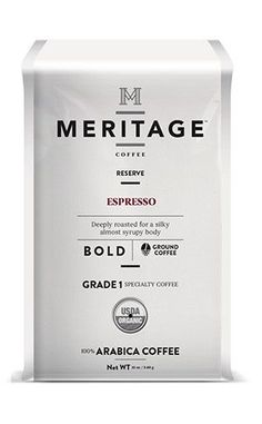 ESPRESSO ROAST – Deeply roasted for a silky almost syrupy body.